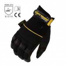Leather Grip™ (V1.3) Heavy Duty Rigger Glove Dirty Rigger