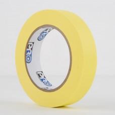 Artist Tape Pro 46 Papertape / yellow / 24mm x 50m