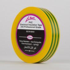 Le Mark Tape PVC 19mm X 33m Earth