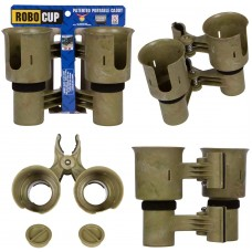 RoboCup Portable Caddy Cup Holder
