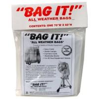 Cover BAG IT! All Weather Bag / 178cm x 152cm / Transparent